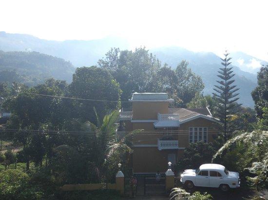 Nakshathra Inn: View of the homestay from Outside