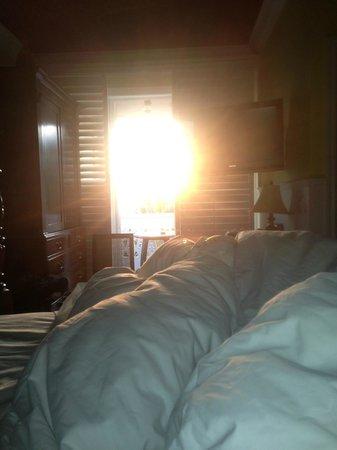 Port d'Hiver: sunrise