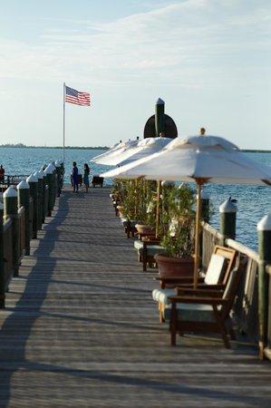 Little Palm Island Resort & Spa, A Noble House Resort : Pier