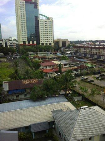 Grand Supreme Hotel: Kuching Town