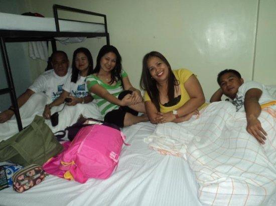 Cordillera Family Inn: inside the dormitory