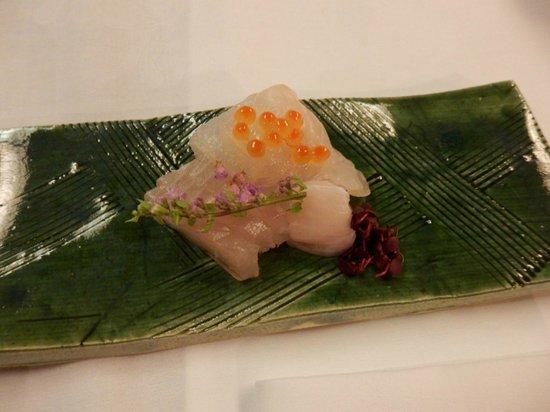 Kamenoi Besso: sashimi
