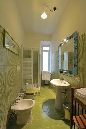 Room 4 Rome : bagno