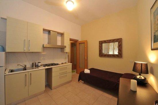 Room 4 Rome: camera singola
