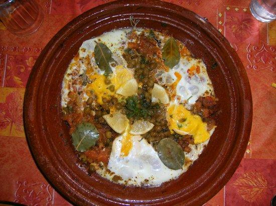 La Baraka: cuisine traditionnelle