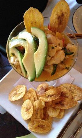 Babaluu's Cocina Cubana: Cerviche