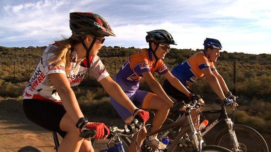 De Zeekoe Guest Farm: Bicycle Rides