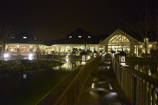 Jardin de beauval picture of les jardins de beauval for Hotel jardin de beauval