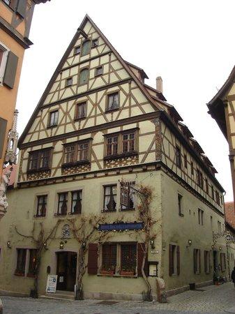 Hotel Reichsküchenmeister : 本館