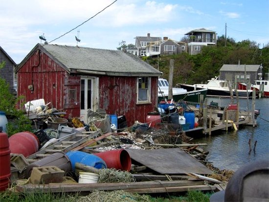The Red Hat Bed & Breakfast: A short drive to Menemsha Fishing Village..