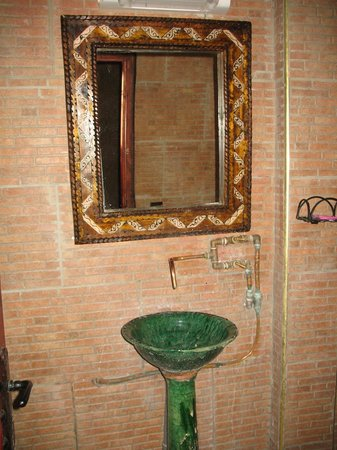 Chambre Fint : salle de bain
