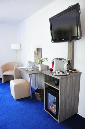 Hotel Krone Überlingen am Ried: standard double room