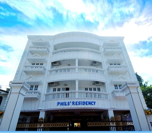Phils' Residency: Front View