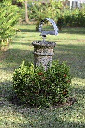 Casa Corcovado Jungle Lodge: Beautiful gardens