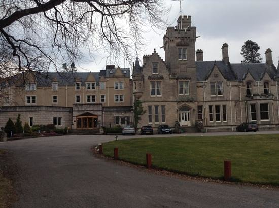 Newton Hotel and Highland Conference Centre: Newton Hall, Nairn