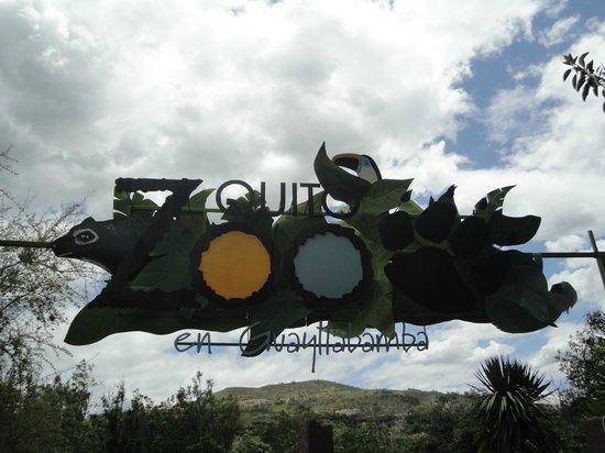 Guayllabamba, Ecuador: Zoo