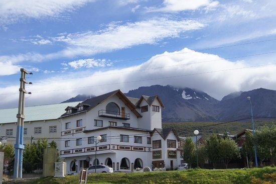 Hosteria y Restaurante America: El hotel