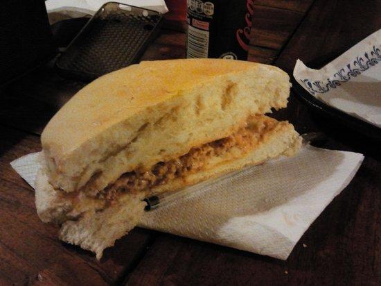 Paninoteca Kamelot: panino