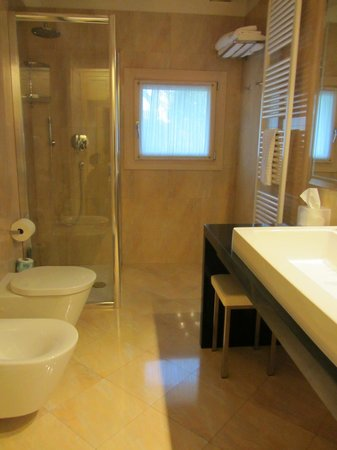 Ca' Mura, Natura & Resort : Bagno camera 52