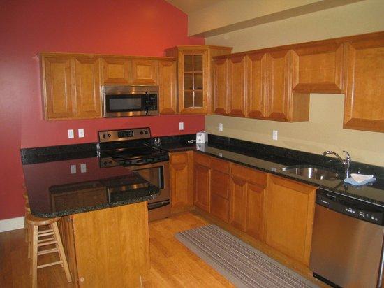 ArrowHead Resort: Kitchen