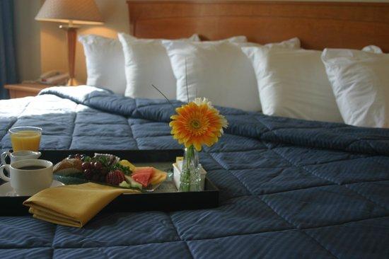 Clarion Hotel Winnipeg: Standard Room