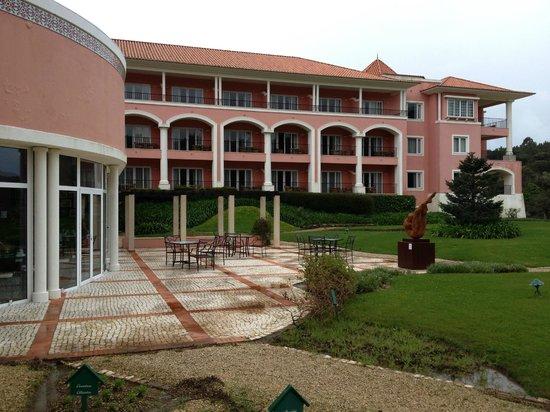 "Penha Longa Resort: Terrace from the restauratnt ""Il Mercato"""