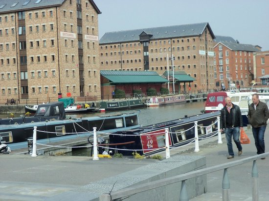Gloucester Quayside