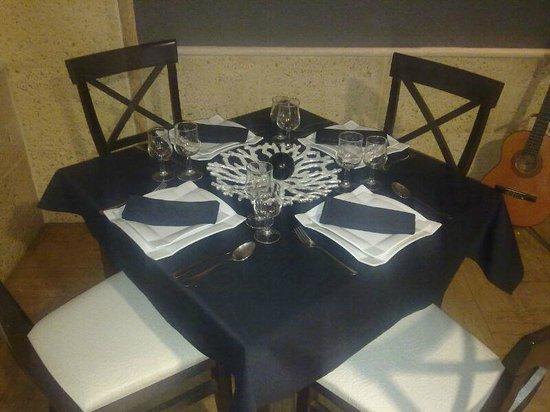 Comedor Refugio Convento de Maria