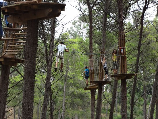 arborismo no adventure park jamor