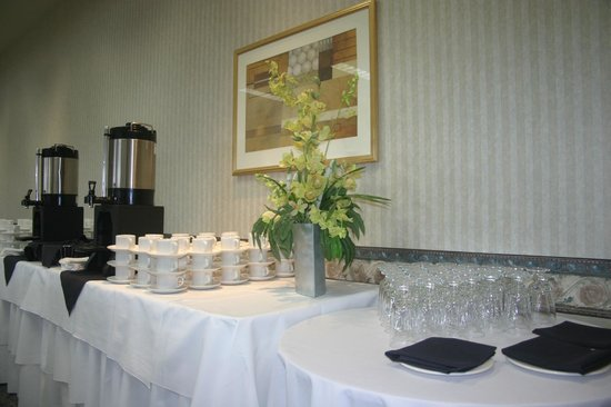 Clarion Hotel Winnipeg: Meeting Room