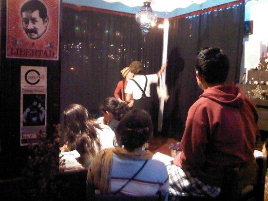 Cocoliche San Cristobal : Obras de teatro improvisado : D