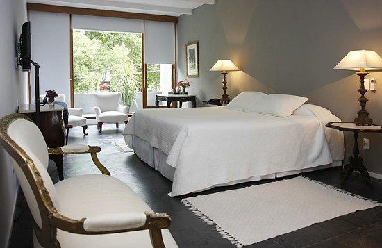 Hotel Casagrande: Habitación superior