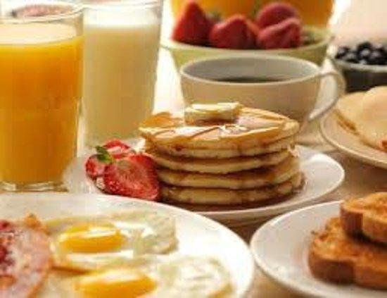 Tim Bamboo: Fluffy Buttermik Pancakes