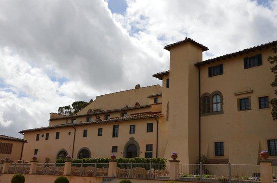 Castello del Nero Hotel & Spa: spazi esterni