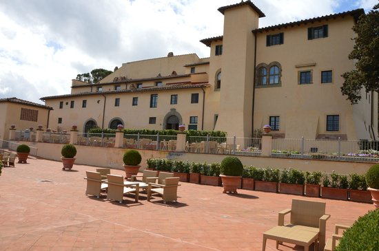 Castello del Nero Boutique Hotel & Spa: hotel