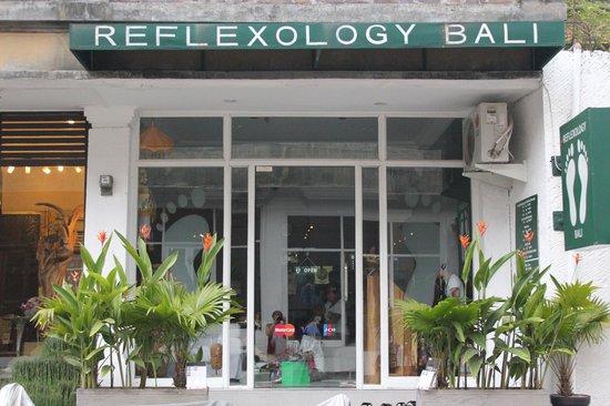 Reflexology Bali