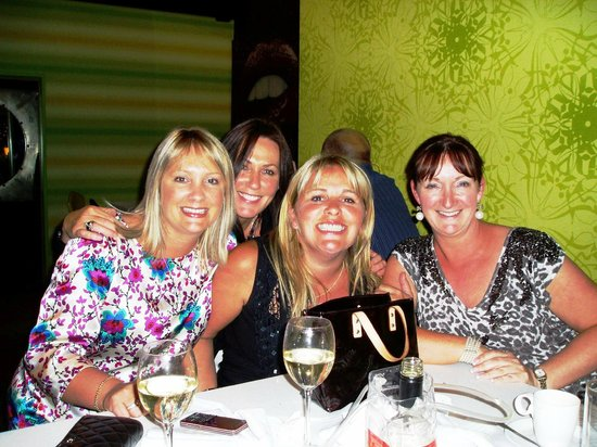 Deganwy, UK: Ladies' night xxx