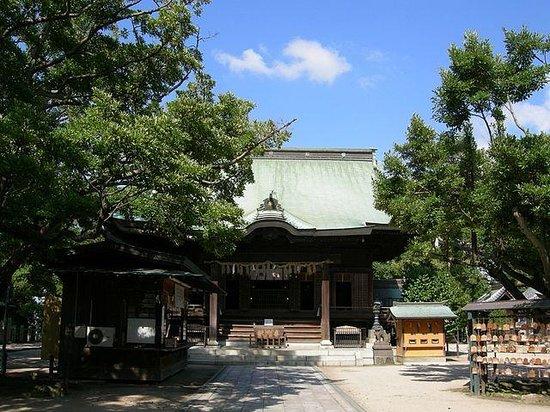 Kurume Japan  City new picture : Suitengu Kurume, Japan : Address, Phone Number, Religious Site ...