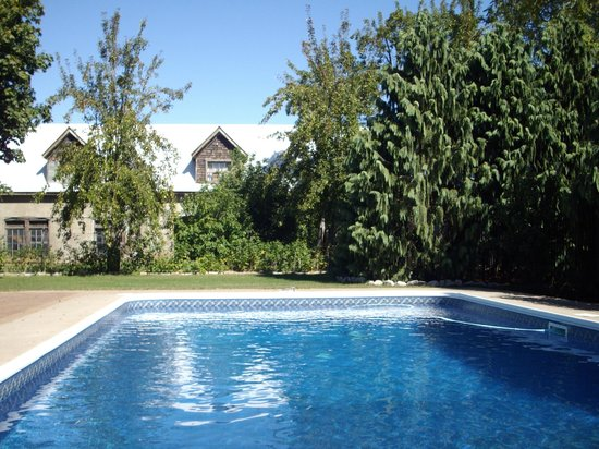 A La Gallarie Bed and Breakfast : Swimming Pool