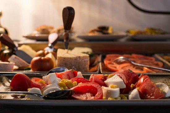 Corte Di Gabriela: breakfast