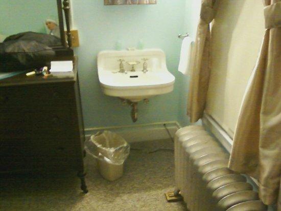 هربرت جراند هوتل: bedroom