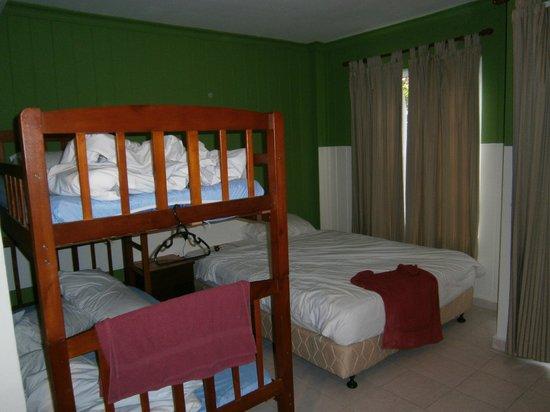 Redang Beach Resort: our room