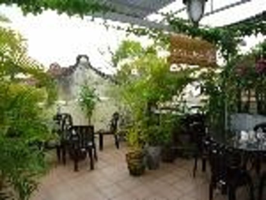 Roof Top Guest House Melaka: Roof Top Garden
