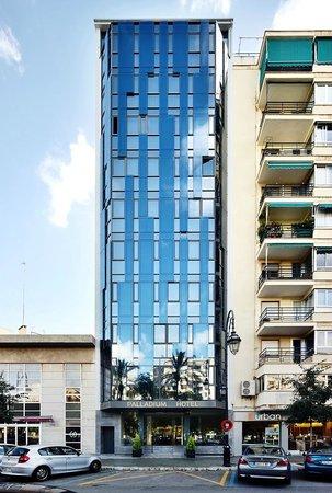 Hotel Palladium: Fachada Hotel Paseo Mallorca