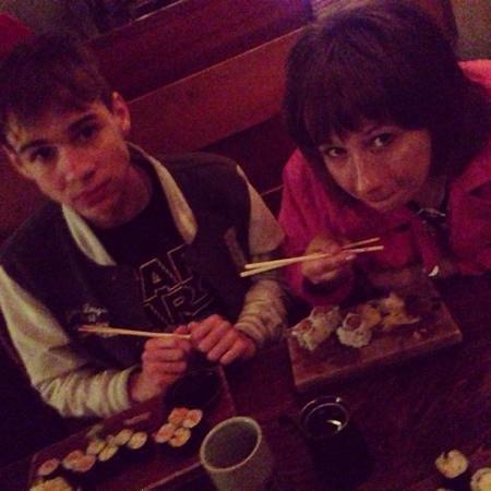 Blue Ribbon Sushi: прекрасный вечер