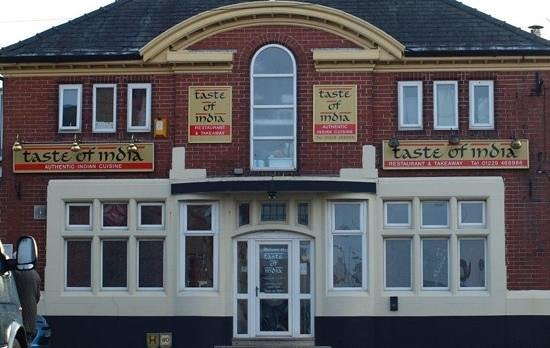 Askam in Furness, UK: Taste Of India