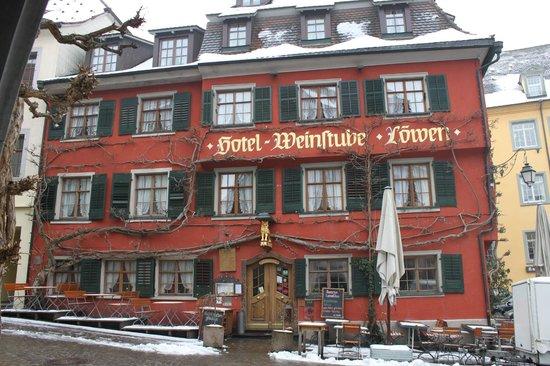 Loewen: Hotel Weinstube Löwen