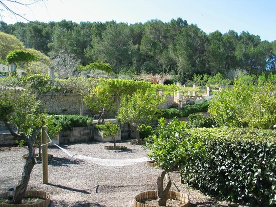 Agroturismo sa Rota d'en Palerm: uitzicht op tuin