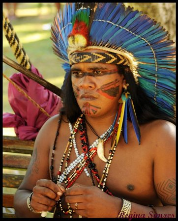 Aldeia dos Indios Guaranis