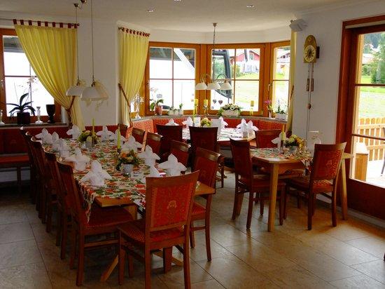 Hotel Arnika: sala da pranzo